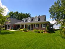 Maison à vendre à Sainte-Anne-de-Sorel, Montérégie, 933, Chemin du Chenal-du-Moine, 13008237 - Centris