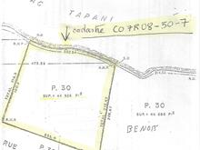 Lot for sale in Sainte-Anne-du-Lac, Laurentides, Chemin du Tour-du-Lac, 26834615 - Centris