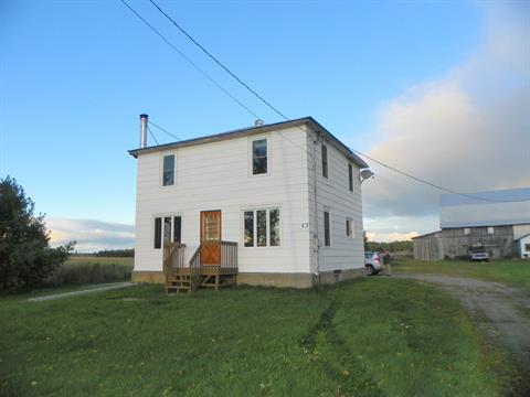 Fermette à vendre à Moffet, Abitibi-Témiscamingue, 456, Chemin  Beaulé, 20661874 - Centris