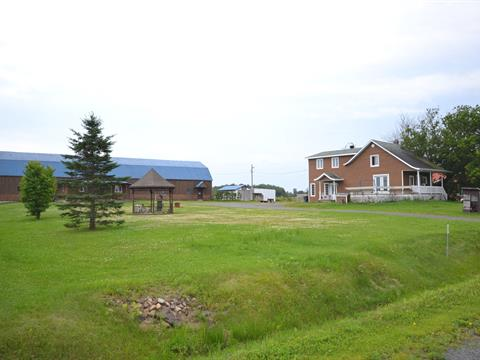 Hobby farm for sale in Daveluyville, Centre-du-Québec, 431, 2e Rang, 9142754 - Centris