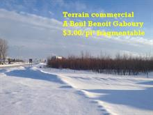 Lot for sale in Mont-Joli, Bas-Saint-Laurent, 1, boulevard  Benoît-Gaboury, 26772629 - Centris