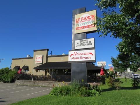 Business for sale in Rock Forest/Saint-Élie/Deauville (Sherbrooke), Estrie, 4210, boulevard  Bourque, 20752866 - Centris