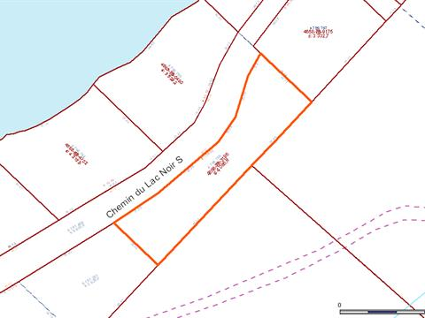 Lot for sale in Saint-Marcellin, Bas-Saint-Laurent, 211, Chemin du Lac-Noir Sud, 21645884 - Centris