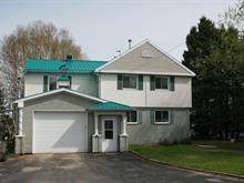 Maison à vendre à Saint-Joseph-de-Coleraine, Chaudière-Appalaches, 368, Chemin du Barrage, 19490412 - Centris