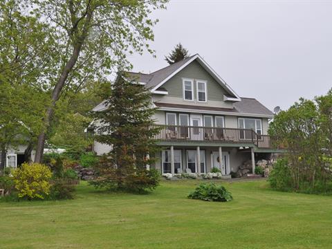 Fermette à vendre à Nouvelle, Gaspésie/Îles-de-la-Madeleine, 98, Route de Miguasha Ouest, 18752639 - Centris