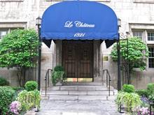 Condo / Appartement à louer à Ville-Marie (Montréal), Montréal (Île), 1321, Rue  Sherbrooke Ouest, app. B120, 24102726 - Centris