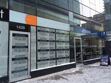 Commercial unit for rent in Ville-Marie (Montréal), Montréal (Island), 1550, boulevard  De Maisonneuve Ouest, suite 125, 16436482 - Centris