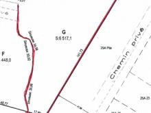 Lot for sale in Disraeli - Ville, Chaudière-Appalaches, G, Chemin  Laflamme, 26717746 - Centris