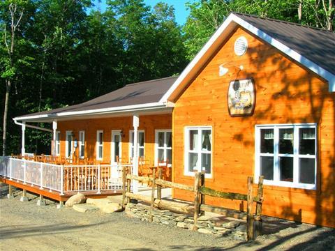 Commercial building for sale in Val-Racine, Estrie, 203, Chemin de la Forêt-Enchantée, 21179098 - Centris