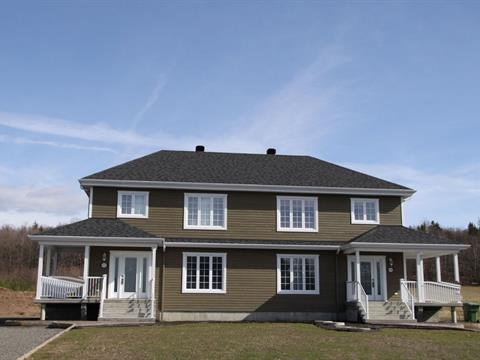 Income properties for sale in Cap-Saint-Ignace, Chaudière-Appalaches, 692 - 694, Chemin  Bellevue Ouest, 20838945 - Centris