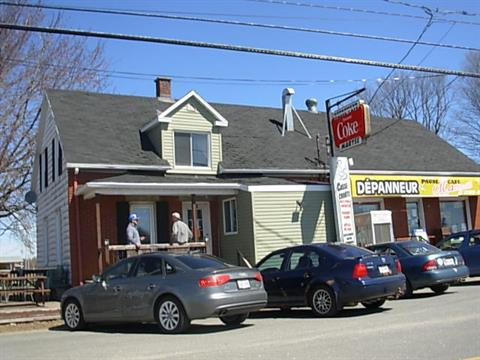 Commercial building for sale in Saint-Valère, Centre-du-Québec, 1664, Route  161, 20280115 - Centris