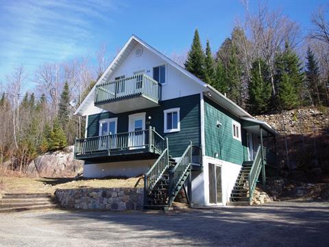 Duplex for sale in Lac-Supérieur, Laurentides, 56 - 58, Chemin du Lac-Supérieur, 25697510 - Centris