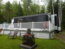 Mobile home for sale in Témiscouata-sur-le-Lac, Bas-Saint-Laurent, 61, Chemin de l'Île, 11648870 - Centris