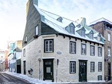 Condo à vendre à La Cité-Limoilou (Québec), Capitale-Nationale, 16, Rue  Sainte-Famille, app. ½-1, 12399927 - Centris