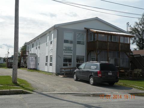 Immeuble à revenus à vendre à La Sarre, Abitibi-Témiscamingue, 162, 1re Rue Ouest, 24990845 - Centris