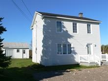 House for sale in Paspébiac, Gaspésie/Îles-de-la-Madeleine, 19, 4e Avenue Est, 22425498 - Centris