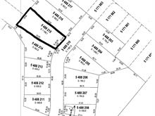 Lot for sale in La Baie (Saguenay), Saguenay/Lac-Saint-Jean, 5488215, Rue des Parulines, 21953408 - Centris