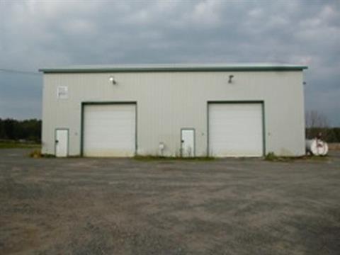 Bâtisse industrielle à vendre à Racine, Estrie, 213, boulevard  Industriel, 21585636 - Centris
