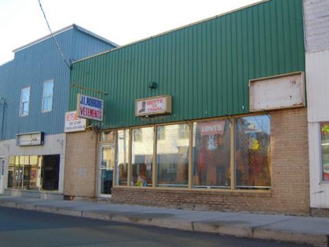Commerce à vendre à Huntingdon, Montérégie, 95, Rue  Châteauguay, 8721345 - Centris