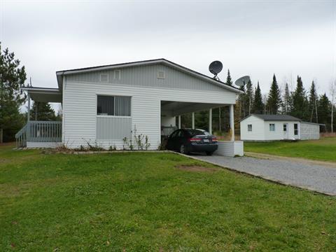 Maison mobile à vendre à Grand-Remous, Outaouais, 72, Chemin du Festival, 26392173 - Centris