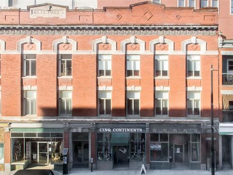 Loft/Studio for sale in Trois-Rivières, Mauricie, 1470, Rue  Notre-Dame Centre, apt. 202, 16958706 - Centris