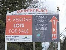 Terrain à vendre à Mayo, Outaouais, 15, Chemin  Lavell, 8178221 - Centris