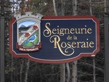 Terrain à vendre à Lac-Supérieur, Laurentides, Chemin des Rosiers, 17335336 - Centris