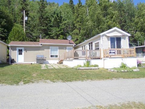 Maison mobile à vendre à Duhamel-Ouest, Abitibi-Témiscamingue, 697, Route de l'Île, 15144362 - Centris