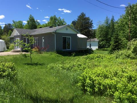 Mobile home for sale in Sagard, Capitale-Nationale, 1875, Route  170, 13316451 - Centris