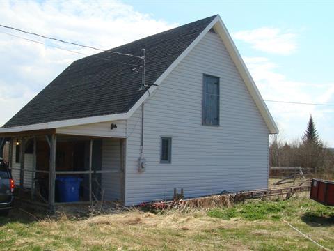 Land for sale in Saint-Jean-de-Cherbourg, Bas-Saint-Laurent, 35, Route de Saint-Jean, 10455834 - Centris