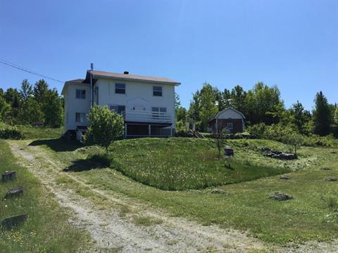 Duplex à vendre à Sainte-Apolline-de-Patton, Chaudière-Appalaches, 234 - 234A, Route  Principale, 13444565 - Centris