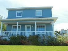 House for sale in Cap-Chat, Gaspésie/Îles-de-la-Madeleine, 75, Rue  Notre-Dame Ouest, 28808184 - Centris