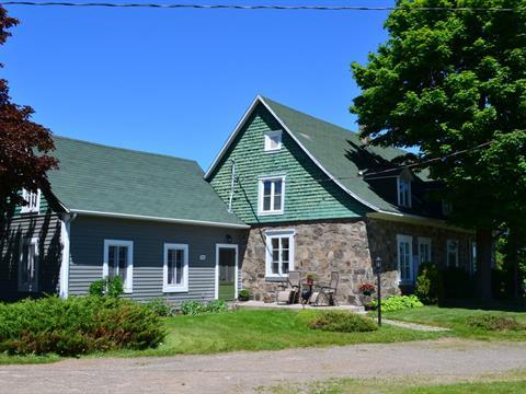 Hobby farm for sale in Saint-Roch-des-Aulnaies, Chaudière-Appalaches, 245, Route de la Seigneurie, 18266317 - Centris