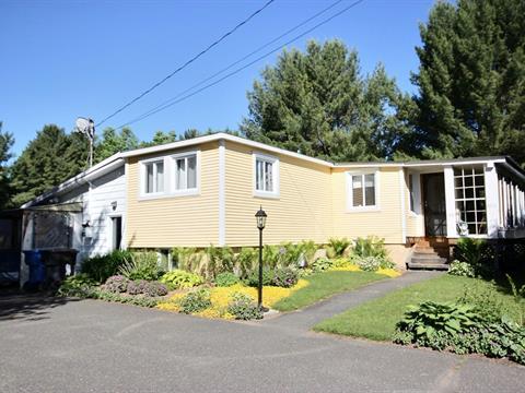 Mobile home for sale in Sainte-Eulalie, Centre-du-Québec, 683, Rue des Bouleaux, 28113497 - Centris