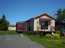 Maison mobile à vendre à Saint-Anselme, Chaudière-Appalaches, 33, Rue du Parc, 13534973 - Centris