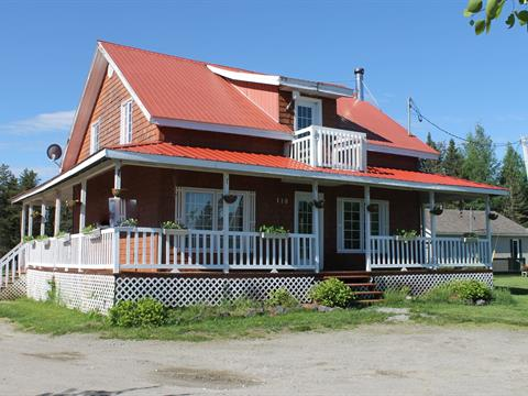 Hobby farm for sale in Lamarche, Saguenay/Lac-Saint-Jean, 110, 9e Rang, 12400465 - Centris
