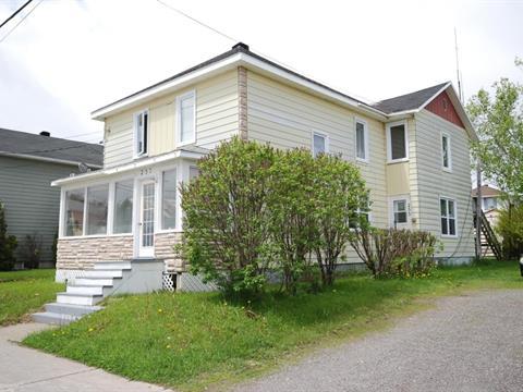 Duplex à vendre à Chandler, Gaspésie/Îles-de-la-Madeleine, 255 - 257, Rue  Commerciale Ouest, 15272438 - Centris