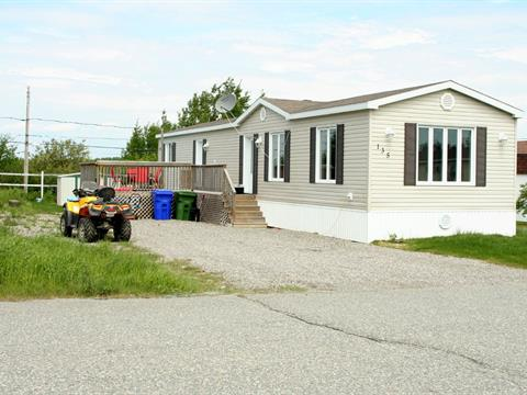 Mobile home for sale in Chapais, Nord-du-Québec, 135, 8e Avenue, 24605499 - Centris