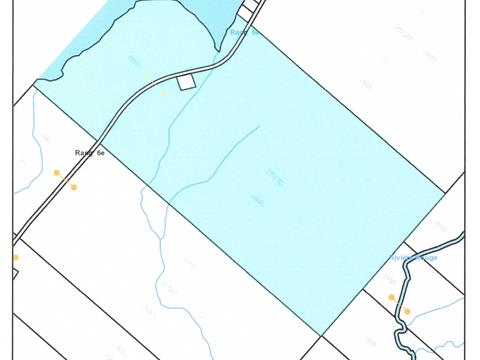 Land for sale in La Rédemption, Bas-Saint-Laurent, 6e Rang, 21889078 - Centris