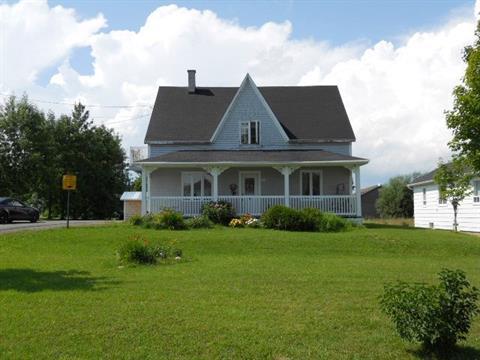 Duplex for sale in Saint-Alexis-de-Matapédia, Gaspésie/Îles-de-la-Madeleine, 173, Rue  Principale, 18376184 - Centris