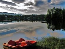 Terrain à vendre à Lac-Supérieur, Laurentides, Chemin du Lac-Équerre, 26531395 - Centris