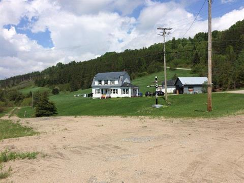Hobby farm for sale in Saint-Irénée, Capitale-Nationale, 600, Rang  Saint-Pierre, 23696500 - Centris