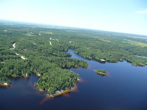 Lot for sale in Péribonka, Saguenay/Lac-Saint-Jean, 338, Chemin du Réservoir, 22971471 - Centris