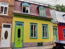 Maison à vendre à La Cité-Limoilou (Québec), Capitale-Nationale, 525, Rue de la Tourelle, 25879893 - Centris