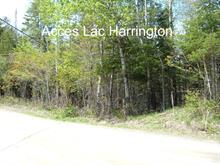 Lot for sale in Harrington, Laurentides, Chemin du Lac-Harrington Ouest, 17162808 - Centris