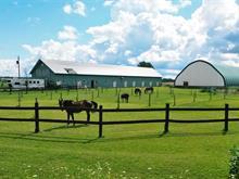 Hobby farm for sale in Contrecoeur, Montérégie, 4175, Rang du Ruisseau, 18047666 - Centris