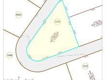 Lot for sale in Petite-Rivière-Saint-François, Capitale-Nationale, Chemin  Gabrielle-Roy, 23926954 - Centris