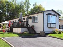 Maison mobile à vendre à Les Chutes-de-la-Chaudière-Ouest (Lévis), Chaudière-Appalaches, 1296, Rue d'Oslo, 12027893 - Centris