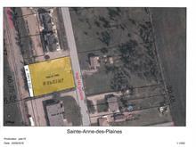 Terrain à vendre à Sainte-Anne-des-Plaines, Laurentides, Montée  Gagnon, 22747882 - Centris