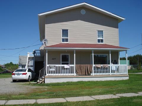 4plex for sale in Valcanton (Eeyou Istchee Baie-James), Nord-du-Québec, 26677 - 2681, boulevard du Curé-McDuff, 11092970 - Centris